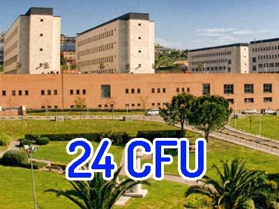 24 CFU UNICH Chieti Pescara