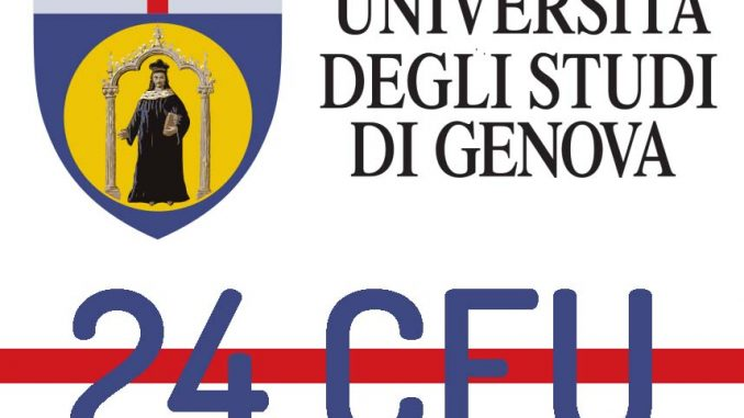 24 CFU UNIGE Università degli Studi di Genova